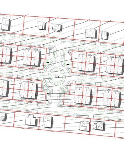 Проект застройки коттеджного поселка