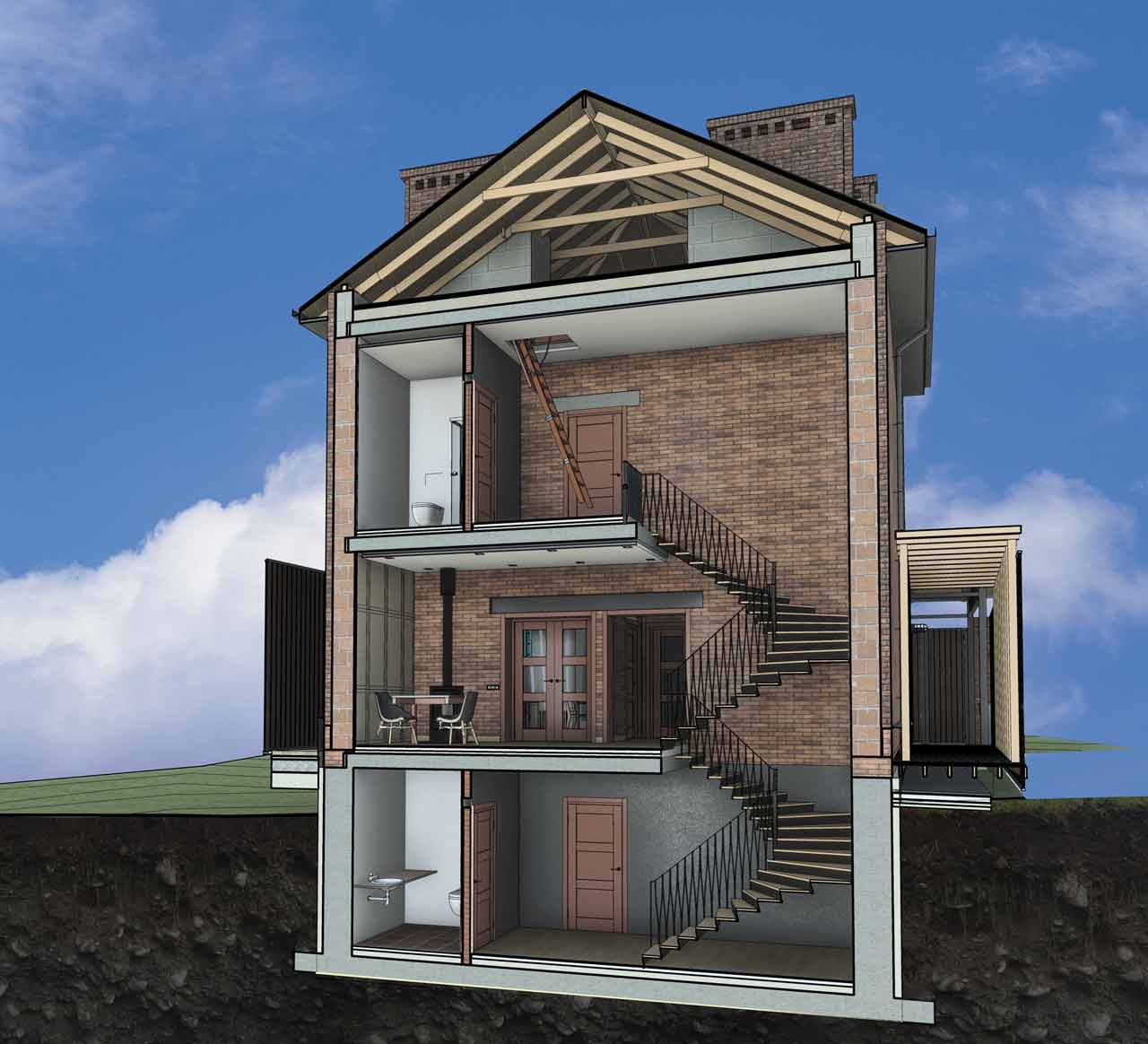 Архитектурная мастерская проектирование домов и коттеджей