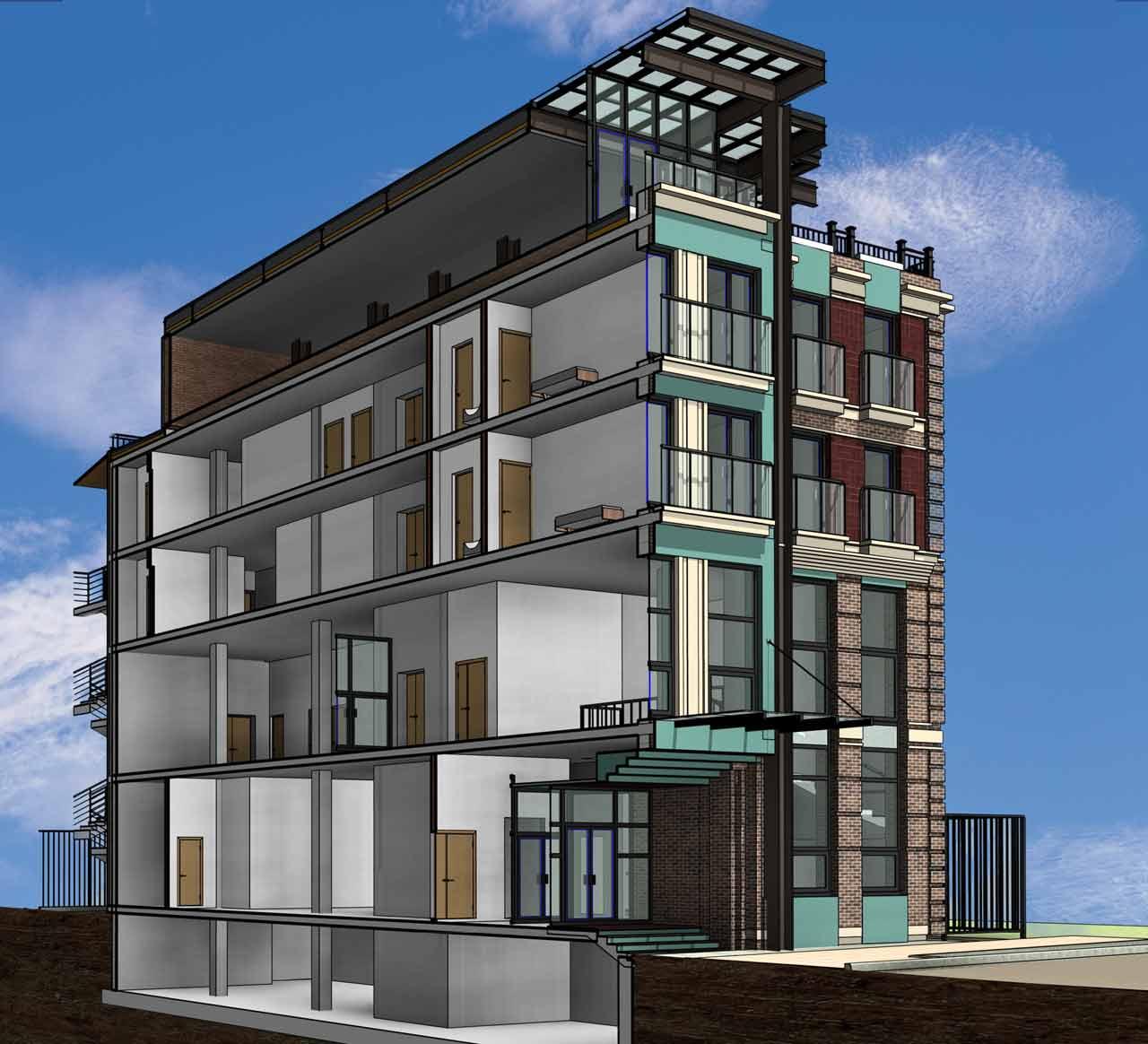 Заказать проект дома, Проект двухэтажного дома, Архитектурный проект, проект ПРО-ТОТИП