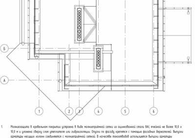 План молниезащиты частного дома