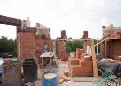 Строительство дома из керамического блока (теплая керамика)