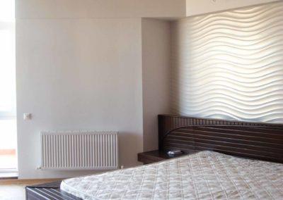 Фотография реализации спальни в квартире