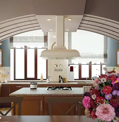 Привью проекта дизайн интерьера в частном доме