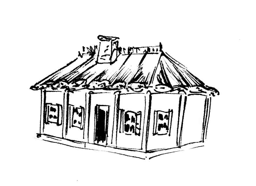 Адыгейский народный дом