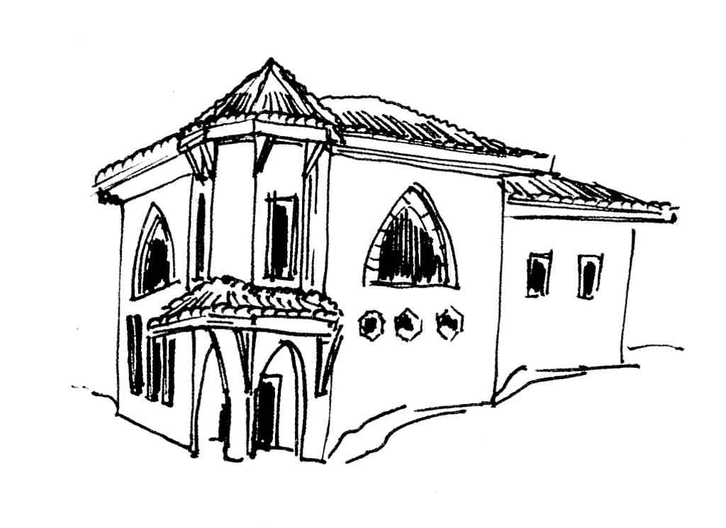 Татарские дома