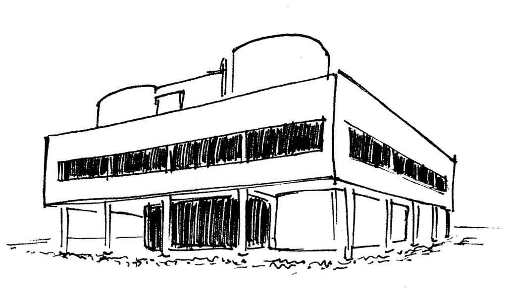 Архитектурный стиль модернизм