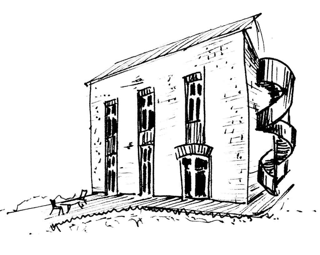 Архитектурный стиль лофт
